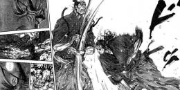 Tebasan Musashi (Takehiko Inoue/Vagabond/Kodansha via cbr.com)