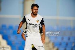 Ruben Sobrino. (via Getty Images)