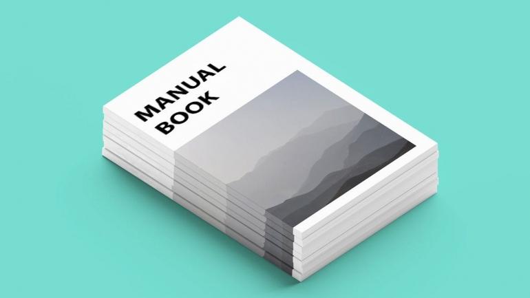 Buku Manual, Penting Tidak Penting (graprint.com)
