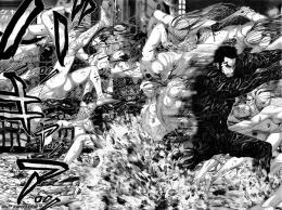 Gantz by Hiroya Oku (Shueisha/Weekly Young Jump)