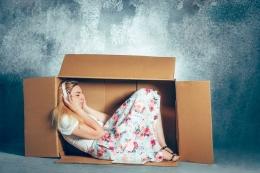 Ilustrasi introvert (Shutterstock/Master1305)