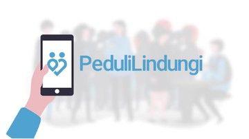 PeduliLindungi.id (sumber: cnbcindonesia.com)