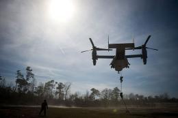 V-22 handal untuk mobilitas pasukan secara cepat melalui udara. Sumber gambar: boeing.com