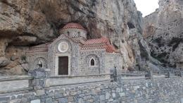 Gereja Agios Nikolais atau Santo Nikolaus di Kreta (foto dari Zentrum Philoxenia)