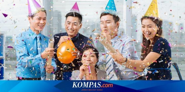 Ilustrasi acara ulang tahun|dok. dragonimages via kompas.com