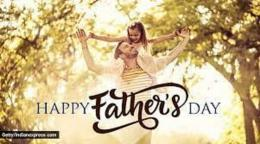 ilustrasi father;s day: indianaexpress.com