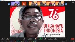 Sambutan Ketua Satuan Pelaksana Pendidikan Kecamatan Makasar, Jakarta Timur