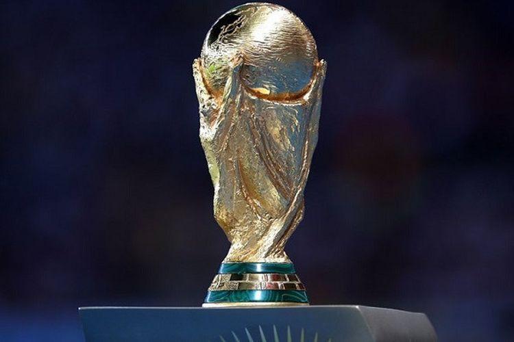 Trofi Piala Dunia (FIFA.com/via kompas.com)
