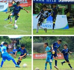 Beberapa aksi Mario Woloblo dalam laga Indonesia Junior League (Sumber: indonesiajuniorleague.com)