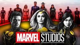 Eternals akan menjadi karakter superhero baru di MCU. Sumber : The Direct