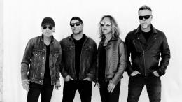 Group musik Metallica. Foto: kerrang.com