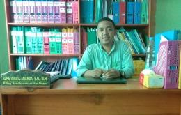 Adhe Ismail Ananda, S.H., M.H. (Dosen Hukum dan Syariah IAI Al Mawaddah Warrahmah Kolaka)/dokpri