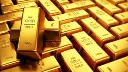 Ilustrasi emas (Foto: bankrate).