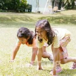 2 Anak Yang Tengah Bersaing. Sumber Situs Parenting.co.id