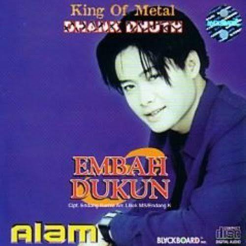 Alam menyebut dirinya raja metal dangdut   sumber gambar: last.fm