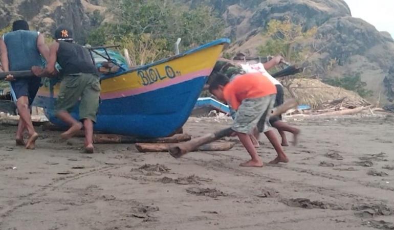 Lokasi : Pantai Oebubun, Desa Oepuah Selatan, Kecamatan Biboki Moenlau, Kabupaten Timor Tengah Utara, Provinsi Nusa Tenggara Timur