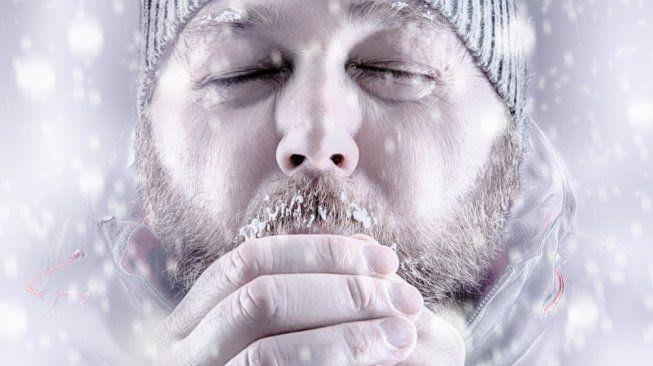 Ilustrasi Hipotermia [shutterstock]
