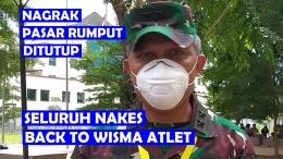 Mayjen Tugas Ratmono, Koordinator RSDC Wisma Atlet. Foto: isson khairul
