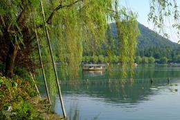Salah satu sudut Danau Barat-Hangzhou. Sumber: Dokumentasi pribadi