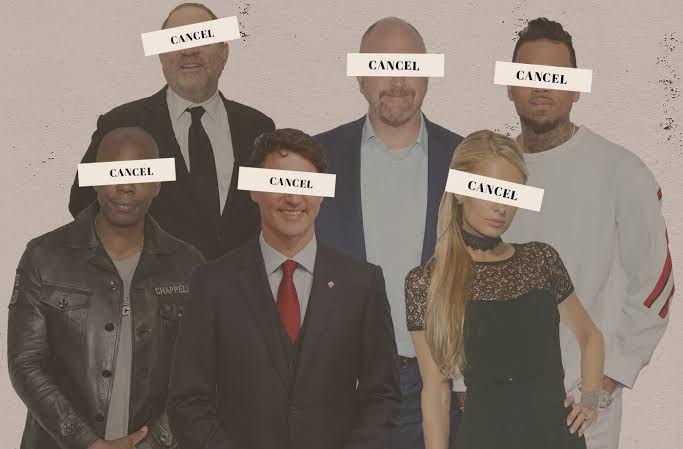 Cancel culture, merupakan fenomena sosial yang bisa terjadi kepada siapa saja, terutama pada publik figure   ilustrasi : hipwee.com