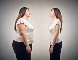 Kegemukan karena kurang seimbang menjaga pola makan sehari-hari | ilustrasi : ibsieducation.com