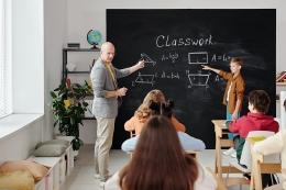 Ilustrasi mengajar | Sumber: Pexels/Max Fischer
