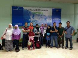 Bandara International Lombok/dokpri