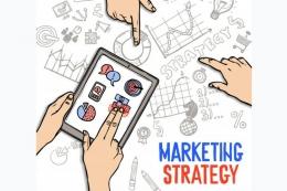 Strategi pemasaran produk itu ngga pernah selesai, selalu ada perbaikan untuk dilakukan (sumber foto: freepik.com/macrovector)