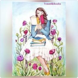 Ilustrasi dari FB page Travel and Books yang diedit di Photogrid