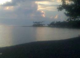 Pantai Senggigi/dokpri