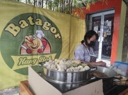Warung Batagor KangBob dengan keasyikan nya pada Event Kjogja Dokpri/CCKJMPNG