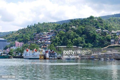 Kota Jayapura (Sumber: Getty Images)