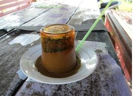 Dok.si Gam.kopi terbalik (khop) khas Aceh Barat, inspirasi dari topi Teuku Umar.