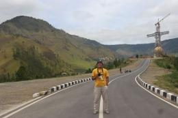 Puncak Bukit Sibea-bea Samosir. Foto Dok. Pribadi Kristianto Naku.