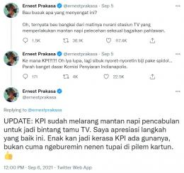 Contoh Anger Post