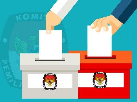 Ilustrasi Pemilu - Gambar: medcom.id
