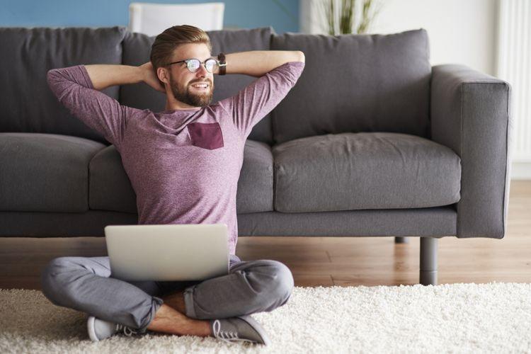 Dalam hidup, setidaknya dibutuhkan jeda atau istirahat untuk menyegarkan pikiran. (sumber: gpointstudio via kompas.com)