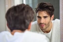 Ilustrasi mencoba mengenali diri (Sumber: Shutterstock via kompas.com)