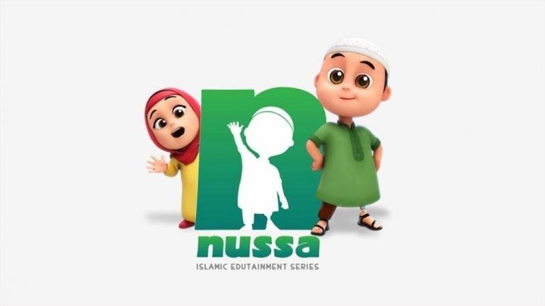 Serial animasi anak-anak Nussa dan Rara (sumber: tirto.id)