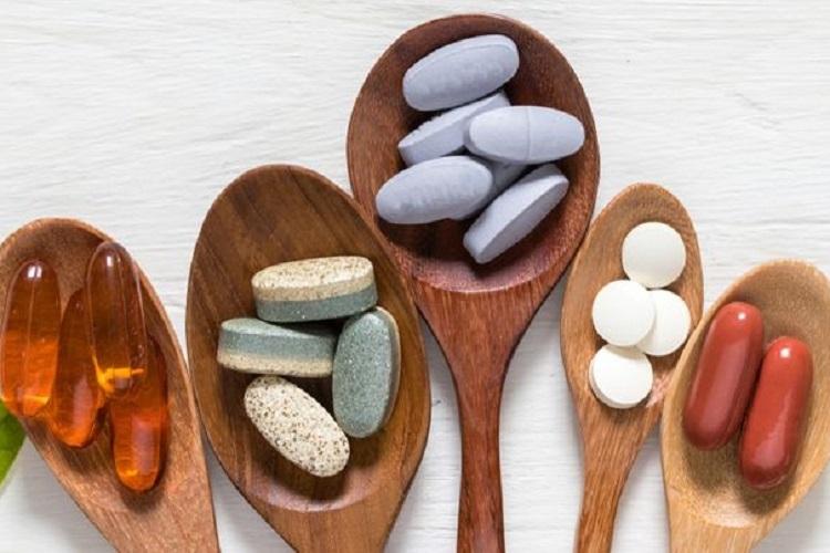 Ilustrasi suplemen kesehatan. Sumber: Shutterstock via Kompas.com