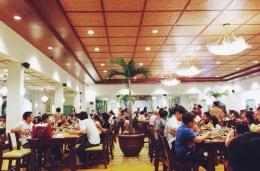 Ilustrasi acara makan bersama|dok. pawoon.com