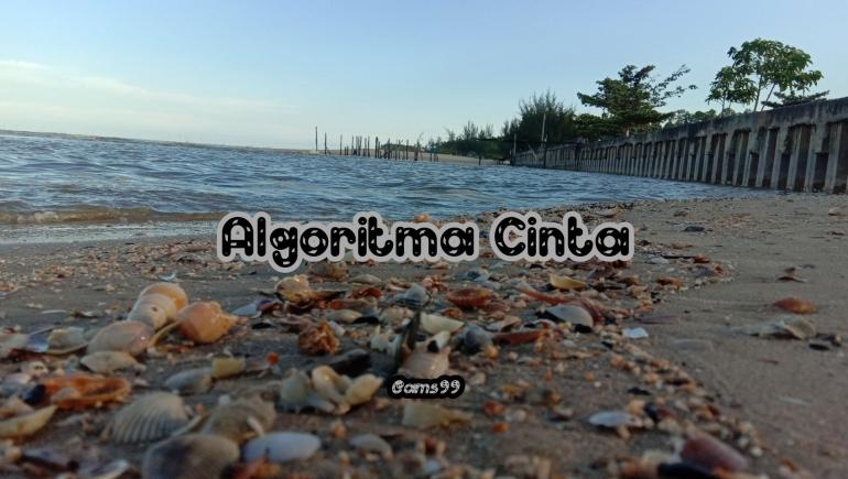 Puisi Algoritma Cinta/ Dokpri @ams99 By Text On Photo