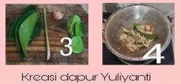 Foto urutan cara memasak, dokumen pribadi Yuiyanti