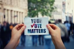 ilustrasi pemilu yang diharapkan pemilih. (sumber: StunningArt via kompas.com)