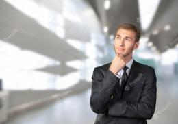 Confused Young Businessman | www.freepik.com