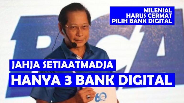 Milenial harus cermat memilih bank digital. Foto: cnn.com