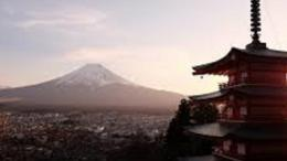 Gunung Fuji Yama Yang terkenal (dok pribadi)