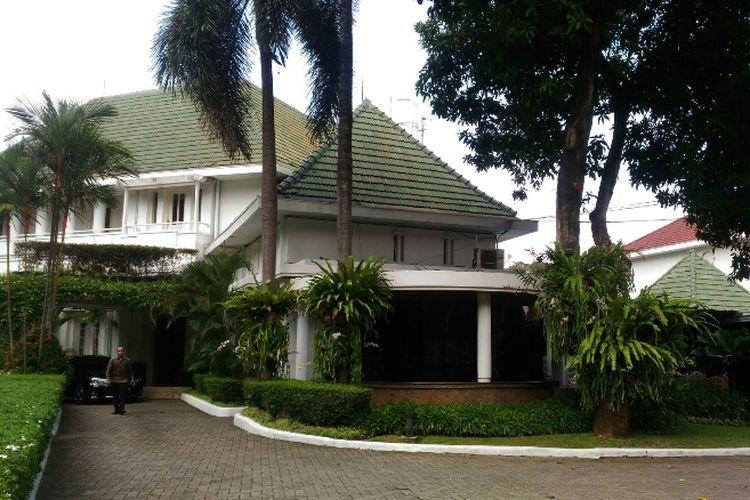 Ilustrasi kantor dan rumah dinas pejabat.   Ridwan Aji Pitoko/KOMPAS.com