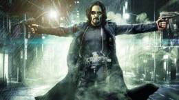 Penampilan Keanu Reeves (Neo) di Matrix 4 | (sumber: hot.detik.com)