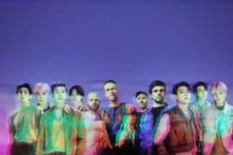 Coldtan, sebutan untuk kolaborasi Coldplay dan Bangtan Boys (BTS). Foto: antaranews.com